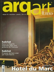 REVISTA ARQART LUXO DEZ11-JAN12