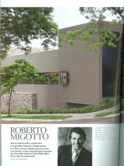 REVISTA CASA VOGUE FEV 2012