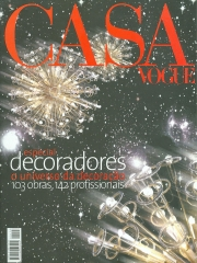 CASA VOGUE ESPECIAL DECORADORES 2002
