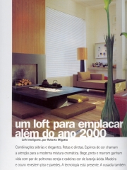REVISTA CASA VOGUE - CASA COR 1999