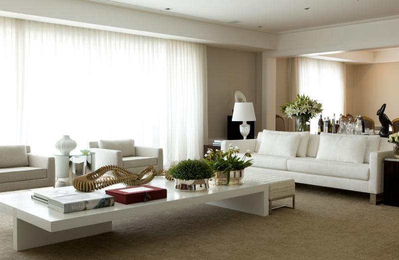 decoracao de interiores estilo contemporâneoRoberto Migotto