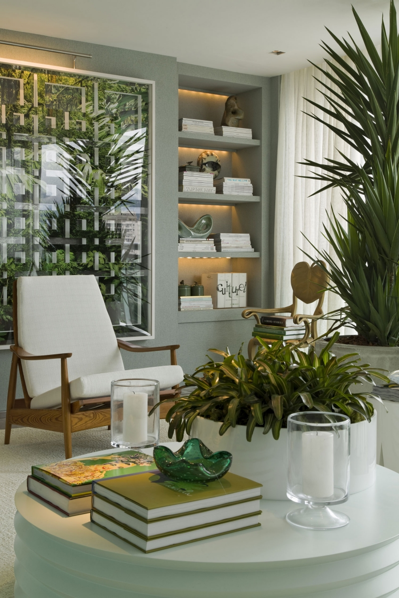 Roberto migotto arquitetura interiores - Fotos de recibidores de casas ...