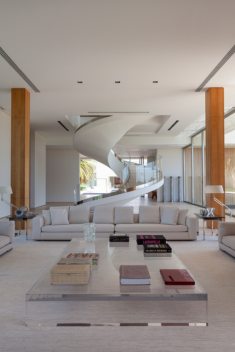 Roberto migotto arquitetura interiores for Fachadas de casas modernas em belo horizonte