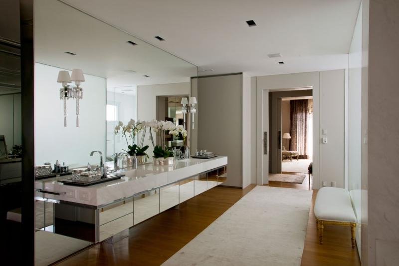 Roberto Migotto  arquitetura  interiores -> Armario Para Banheiro Sp